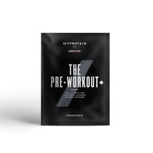 THE Pre-Workout+ (Campione)