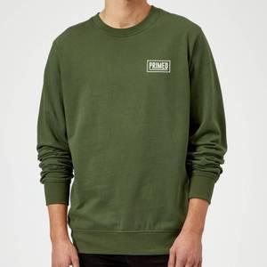 Primed Guardian Crew Neck Sweatshirt - Forest Green