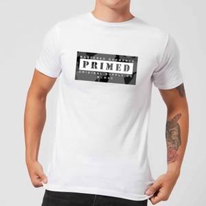 Primed Hidden T-Shirt - White