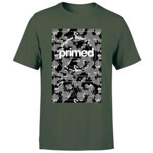 Primed Xpress T-Shirt - Forest Green