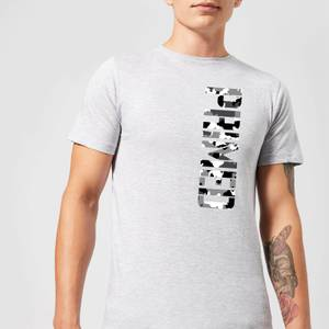 Primed Campaign T-Shirt - Grey