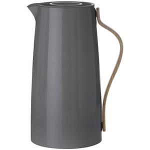 Stelton Emma Vacuum Coffee Jug - 1.2L - Grey