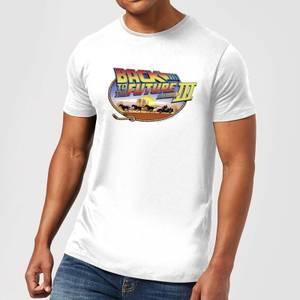 Zurück In Die Zukunft Lasso T-Shirt - Weiß