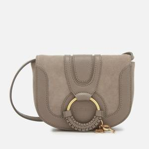 See by Chloé Women's Hana Small Cross Body Bag - Motty Grey