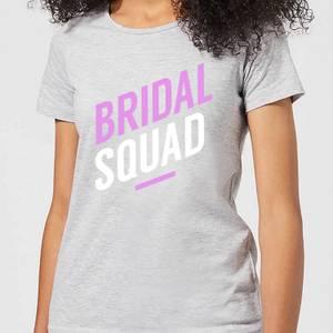 Bridal Squad Women's T-Shirt - Grey