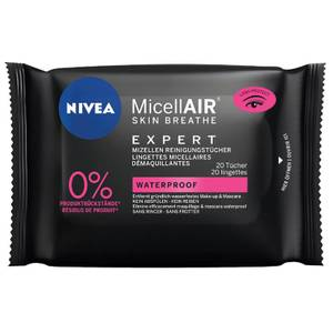 NIVEA MicellAir Skin Breathe Expert Mizellen Reinigungstücher