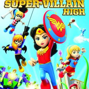 Lego DC Superhero Girls Super Villian