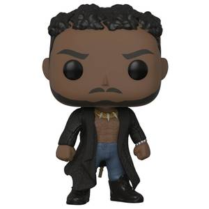 Black Panther Erik Killmonger with Scars Funko Pop! Vinyl