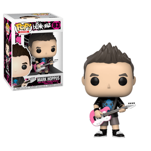 Pop! Rocks Blink 182 Mark Hoppus Pop! Vinyl Figure