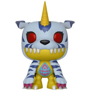 Digimon Gabumon Pop! Vinyl Figur