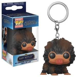 Fantastic Beasts: The Crimes of Gindelwald Brown Baby Niffler Funko Pop! Keychain