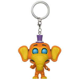 Five Nights at Freddy's Pizzeria Simulator Orville Pop! Keychain