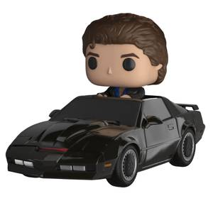 Knight Rider Knight con Kitt Pop! Vinyl Ride