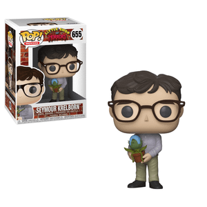 Little Shop of Horrors Seymour Funko Pop! Vinyls