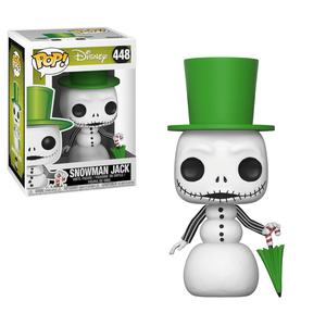 Nightmare Before Christmas Snowman Jack Pop! Vinyl Figure