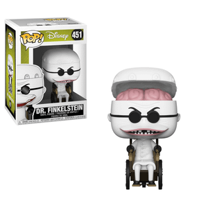Nightmare Before Christmas Dr. Finkelstein Funko Pop! Vinyl