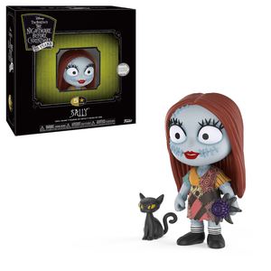 Funko 5 Star Vinyl Figur: The Nightmare Before Christmas - Sally