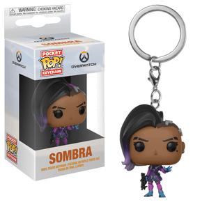 Overwatch Sombra Funko Pop! Keychain