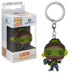 Overwatch Lucio Funko Pop! Keychain
