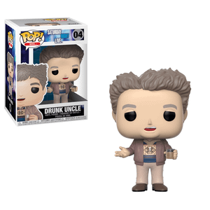 SNL Drunk Uncle Pop! Vinyl Figure