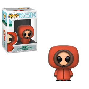 South Park Kenny Pop! Vinyl Figure