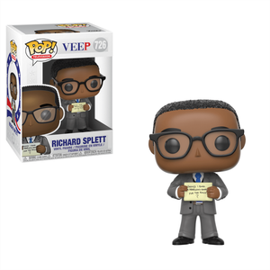 Veep Richard Splett Pop! Vinyl Figur