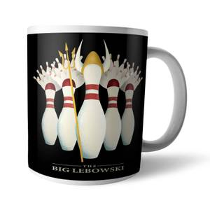Tasse The Big Lebowski Pin Girls
