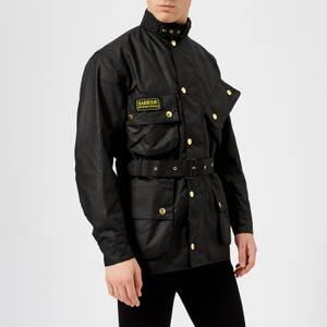 Barbour International Men's Original Jacket - Black