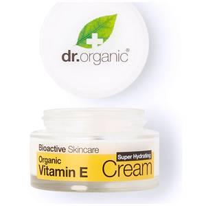Dr. Organic Vitamin E Super Hydrating Cream