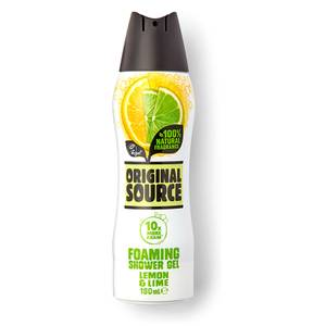 Original Source Lemon and Lime Foaming Shower