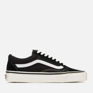 Vans Anaheim Old Skool 36 Dx Trainers - Black/True White