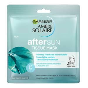 Garnier Ambre Solaire After Sun Sheetmask