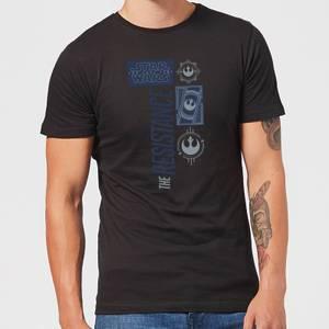T-Shirt Homme La Résistance - Star Wars - Noir