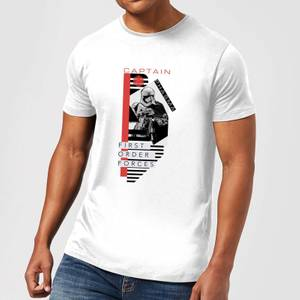 Star Wars Captain Phasma T-Shirt - White