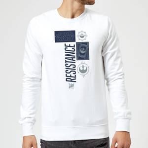 Star Wars The Resistance White Sweatshirt - White