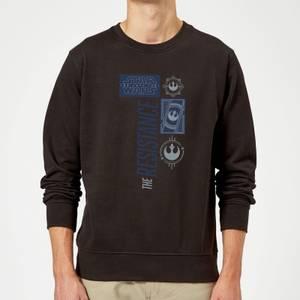 Star Wars The Resistance Black Sweatshirt - Black