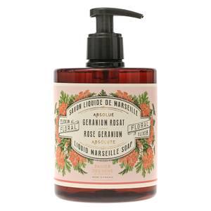 Panier des Sens The Absolutes Rose Geranium Liquid Marseille Soap