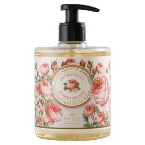 Panier des Sens The Essentials Rejuvenating Rose Liquid Marseille Soap