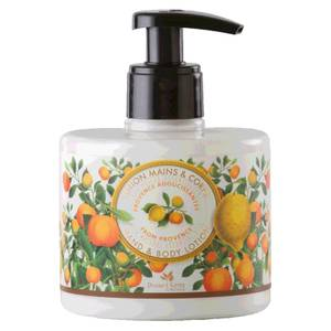 Panier des Sens The Essentials Provence Essential Oils Hand & Body Lotion