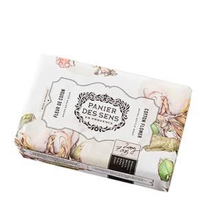 Panier des Sens Shea Butter Soap Cotton Flower