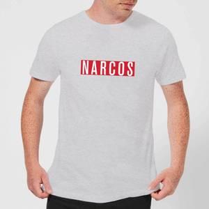 Narcos Logo T-Shirt - Grey