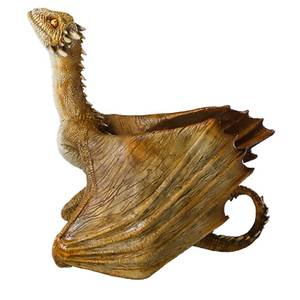 Game of Thrones Viserion Baby Dragon Sculpture