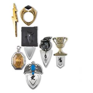 Harry Potter Horcrux Bookmark Collection