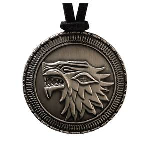 Game of Thrones Stark Shield Costume Pendant