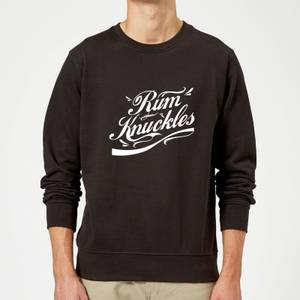 Sweat Homme Rum Knuckles Signature - Noir