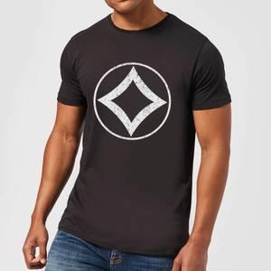 Magic The Gathering Mana Colourless T-Shirt - Black