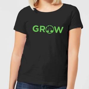 Magic The Gathering Grow Women's T-Shirt - Black