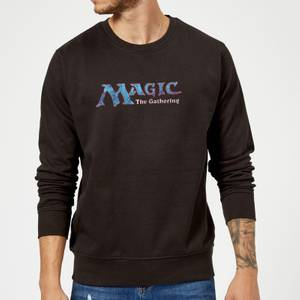 Magic The Gathering 93 Vintage Logo Sweatshirt - Black