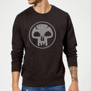 Magic The Gathering Mana Black Sweatshirt - Black
