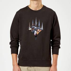 Sweat Homme Key Art et Logo - Magic : The Gathering - Noir